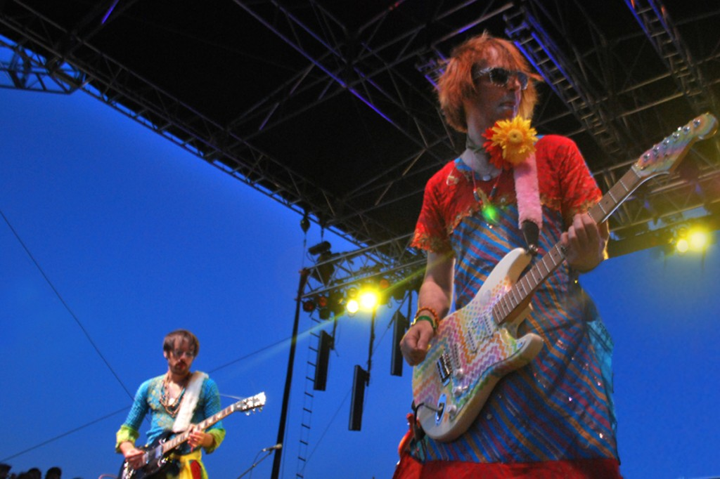 Of Montreal at Sasquatch! 2009