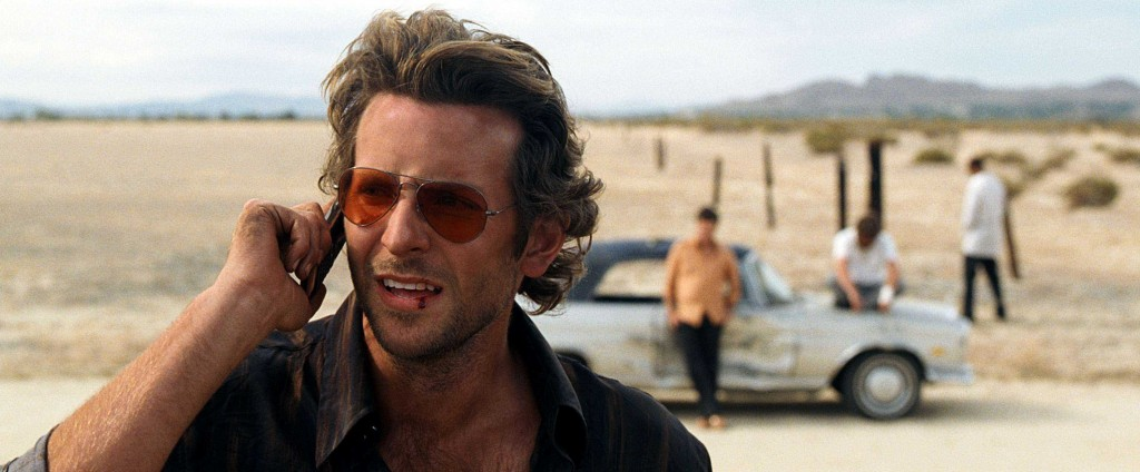 Bradley Cooper in The Hangover