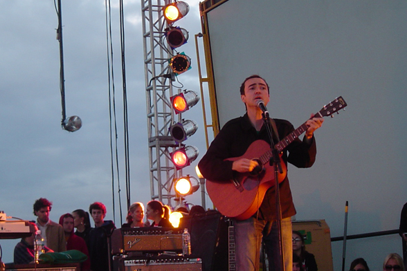 The Shins at All Tomorrows Parties 2004