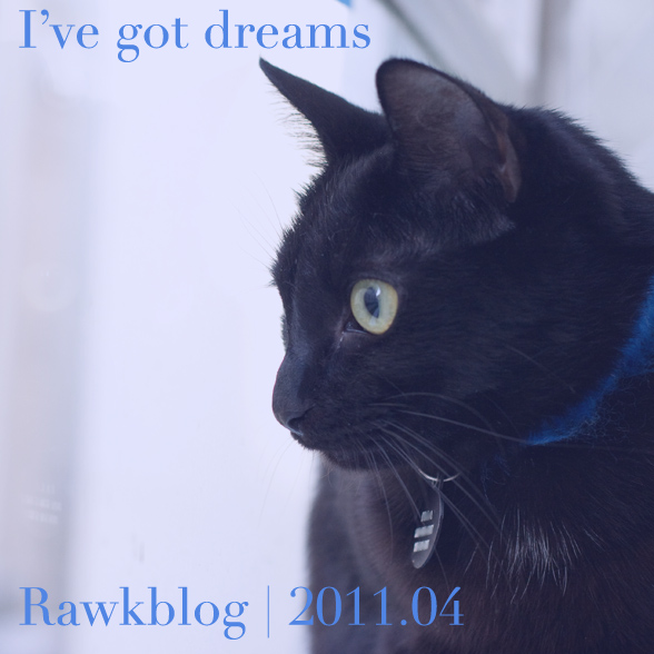 Rawkblog April 2011 mixtape