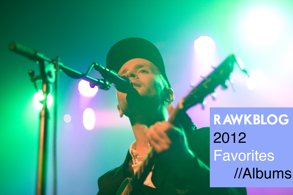 Rawkblog Albums of the Year