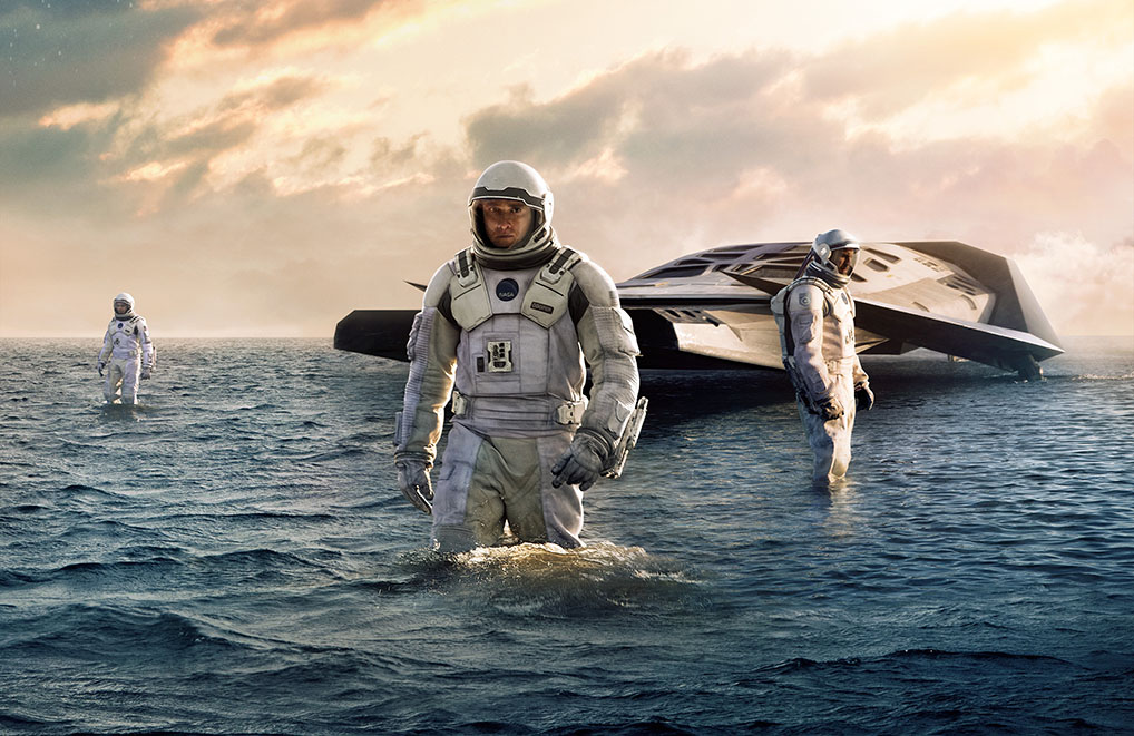 Interstellar - Paramount Pictures