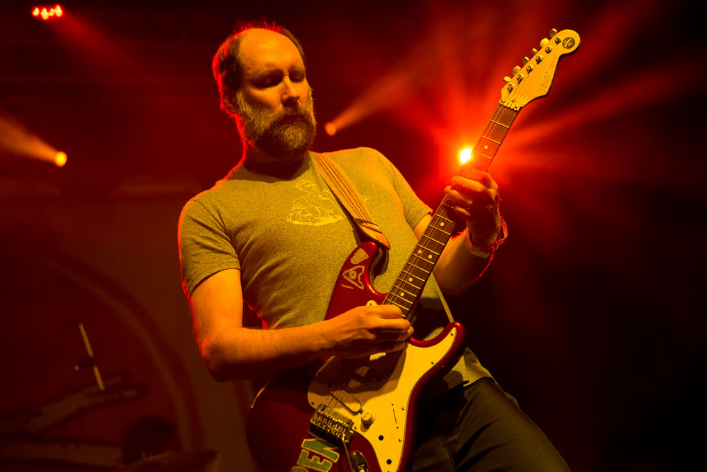 Built to Spill at Treefort Music Fest 2015