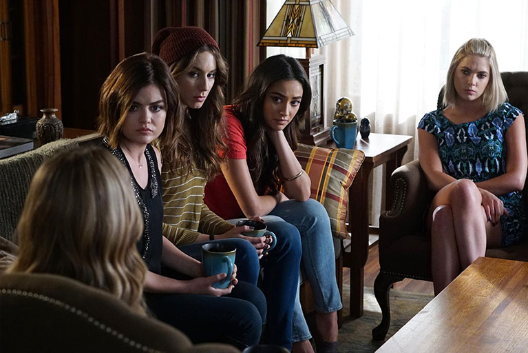 Pretty Little Liars S06E08
