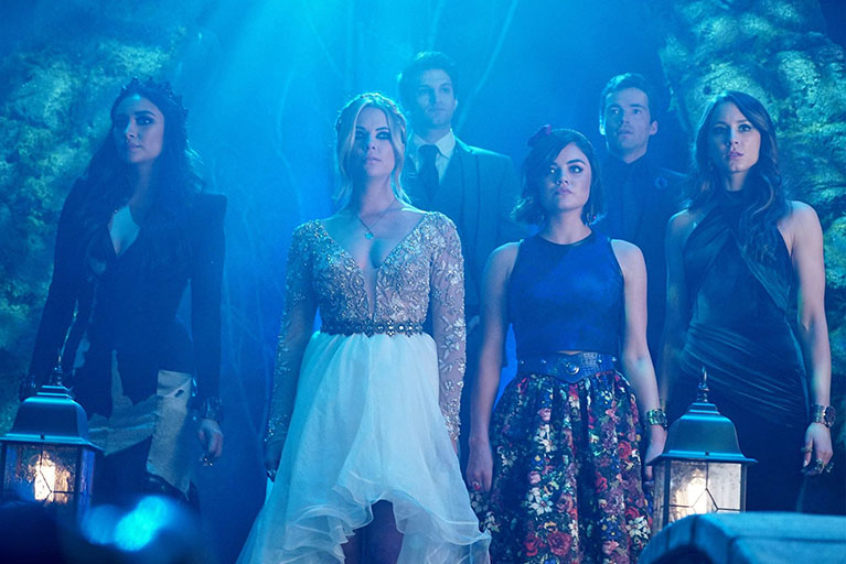 Pretty Little Liars S06E09