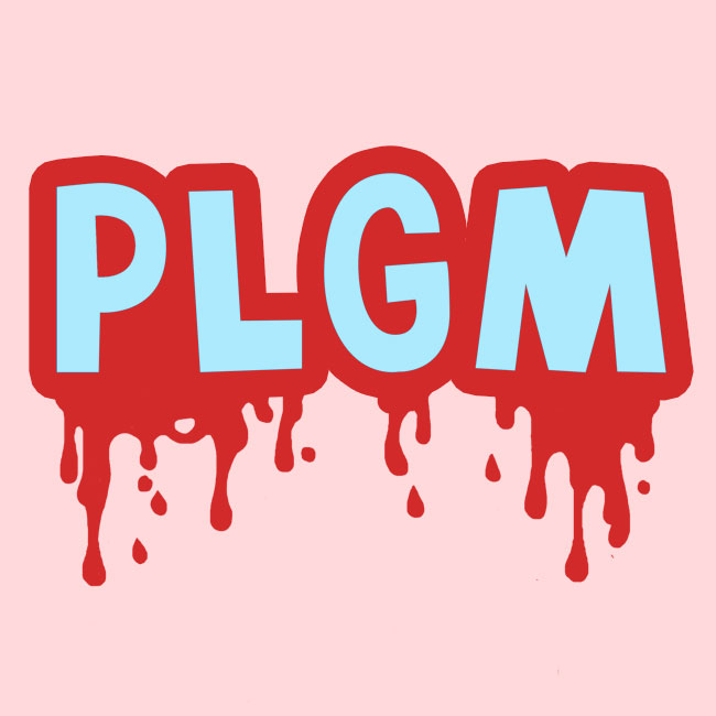 Pretty Little Grown Men podcast logo