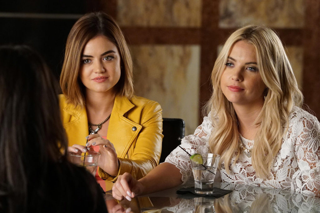 Pretty Little Liars - Season 6 Episode 16