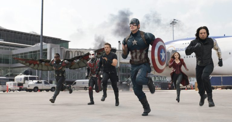 Captain America: Civil War (Marvel Studios)