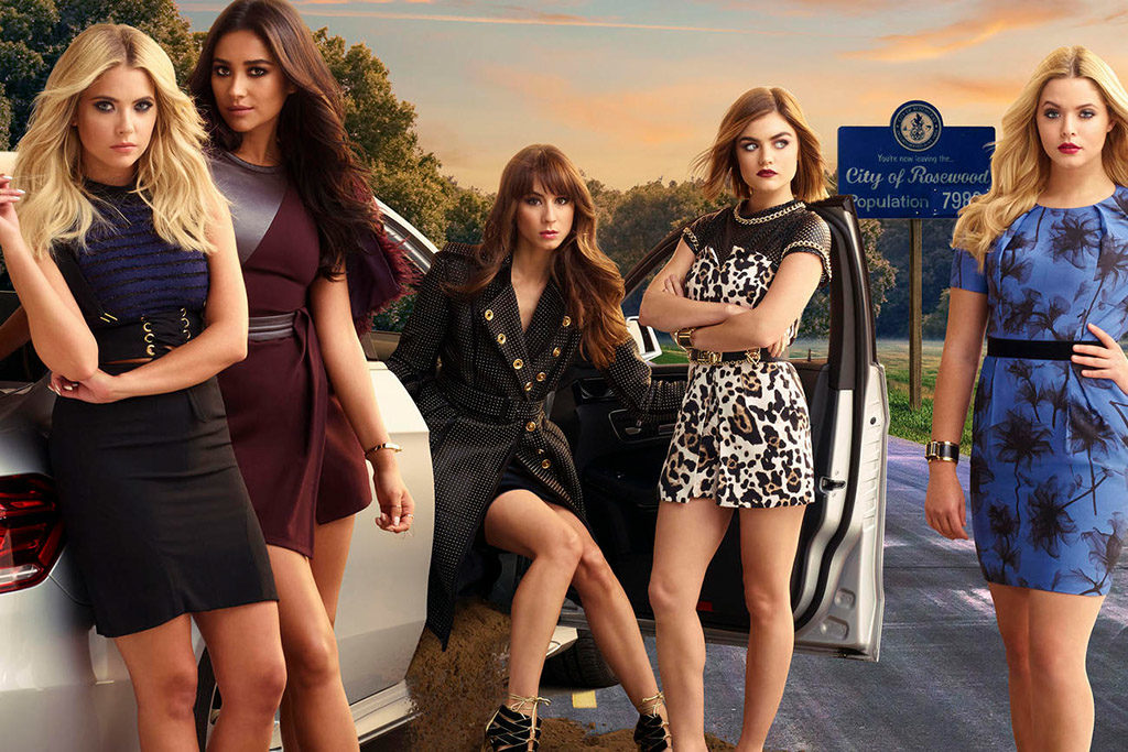 Pretty Little Liars promotional image