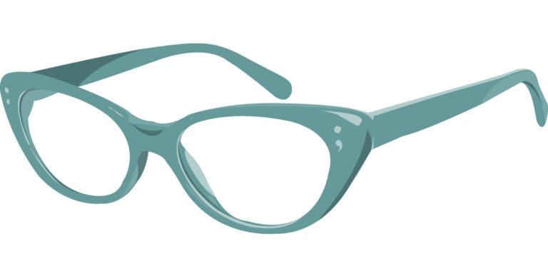 Sass CSS glasses logo
