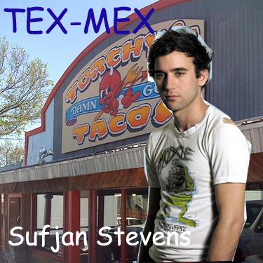 Sufjan-TexMex
